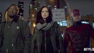 Defenders New Netflix Featurette