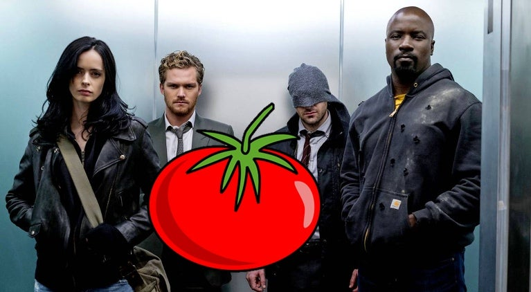 defenders-rotten-tomatoes-score