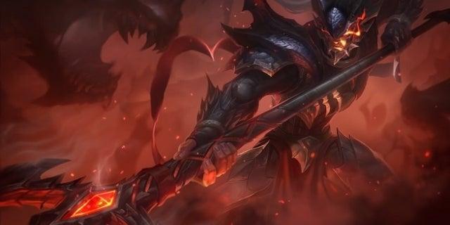 Dragonslayer Xin Zhao