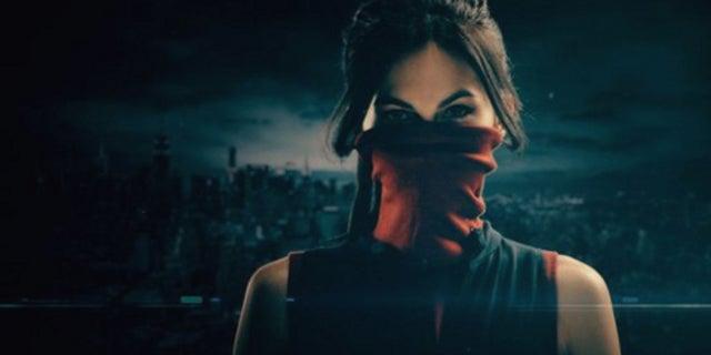 Elektra Returns as Black Sky in The Defenders