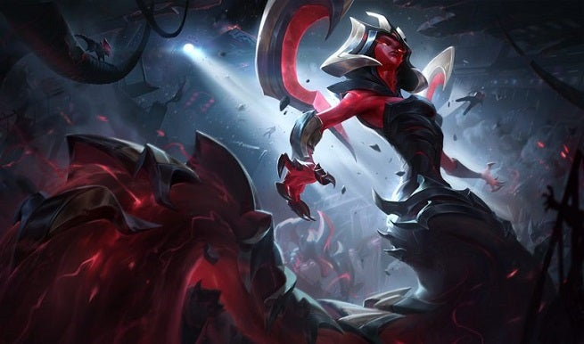 League of Legends Discounts Eternum, World Breaker Skins in