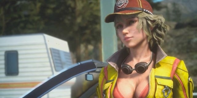 final fantasy cindy