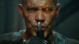First Look Josh Brolin Cable in Deadpool 2