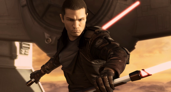 Starkiller from Star Wars: The Force Unleashed Was Almost Made Canon