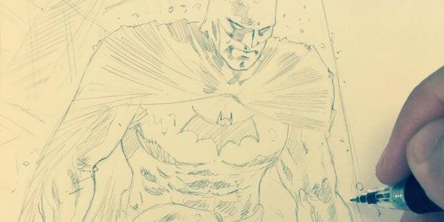 Gio Batman Sketch