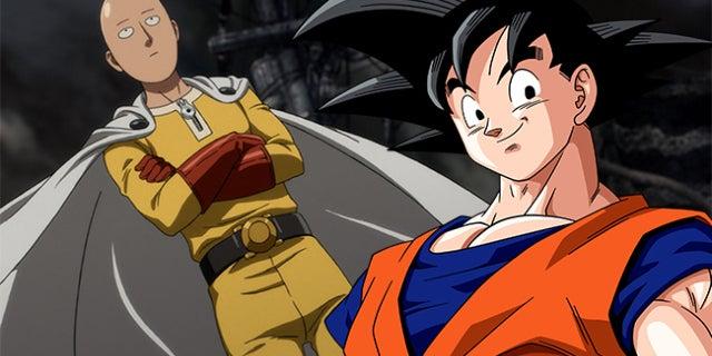 Goku & Saitama