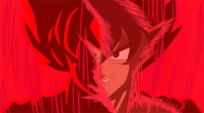 Goku's Getting Stronger