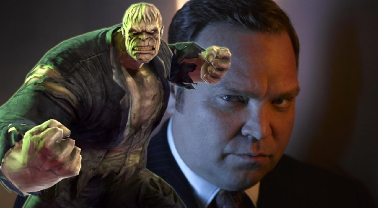 Image result for gotham butch is solomon grundy
