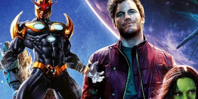 guardians of the galaxy nova