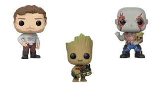 guardians of the galaxy vol 2 funko exclusives