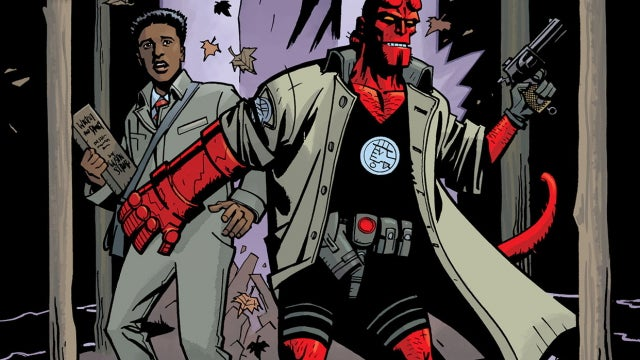 Hellboy-And-The-BPRD-1955-Secret-Nature