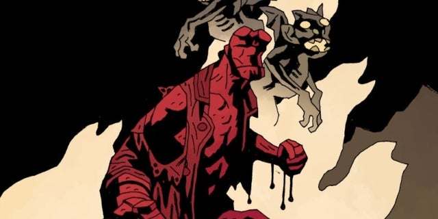 Hellboy Reboot No Origin