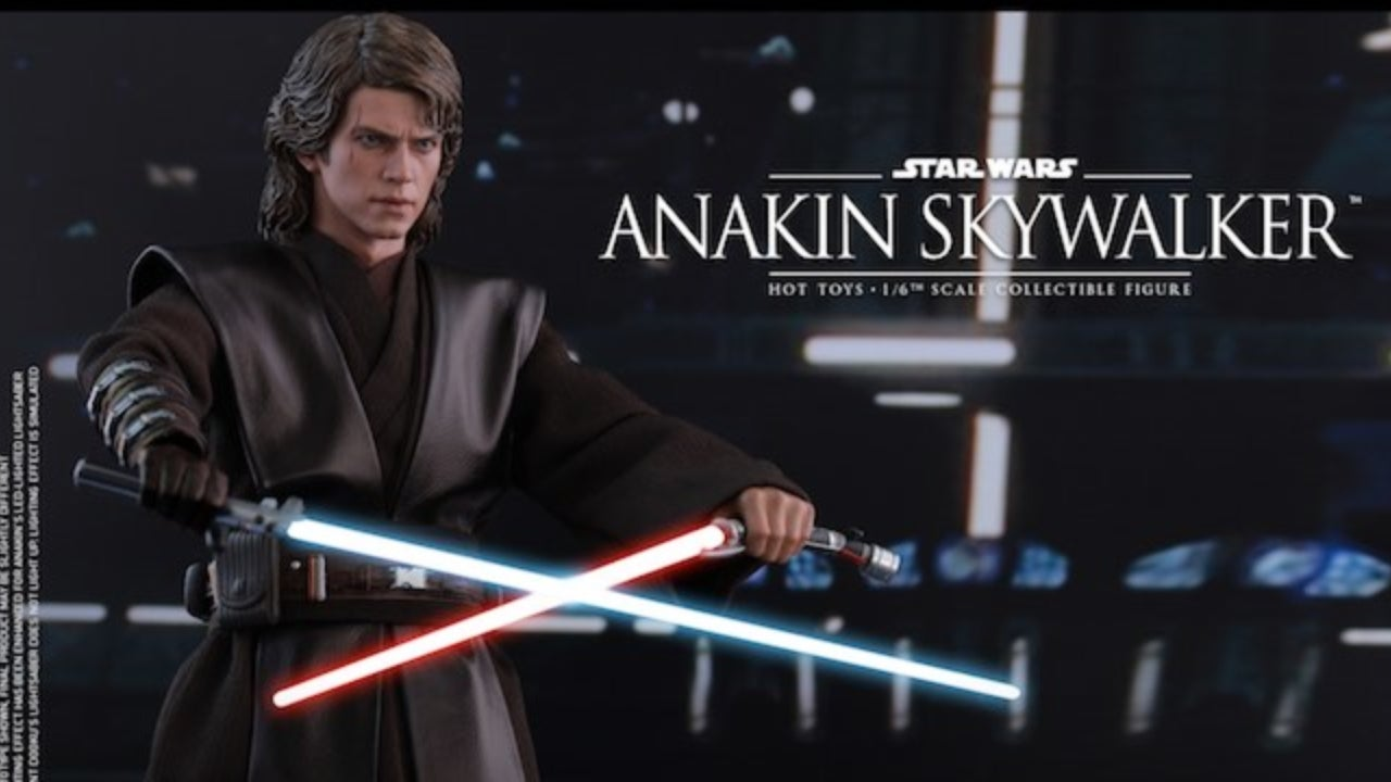 Anakin Skywalker Toys : Approved on comicbook