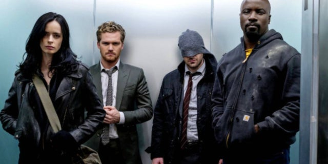 how do the defenders meet