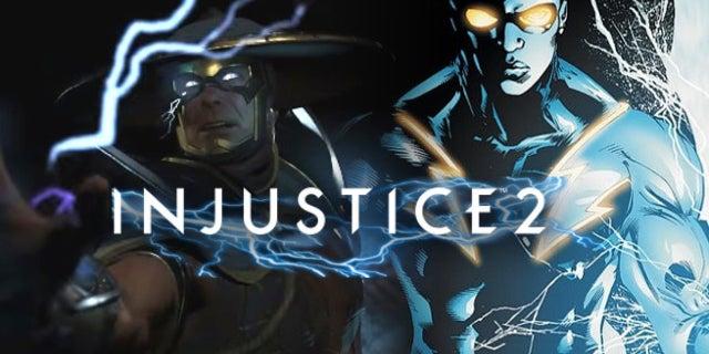injustice 2 black lightning