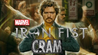 Iron Fist cram