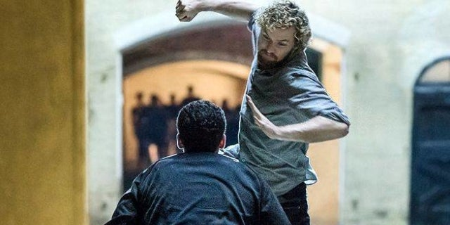 iron-fist-season-2-finn-jones-training