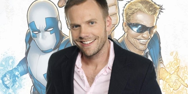 Joel McHale Quantum and Woody