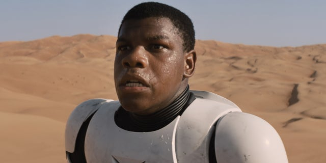 john boyega the force awakens