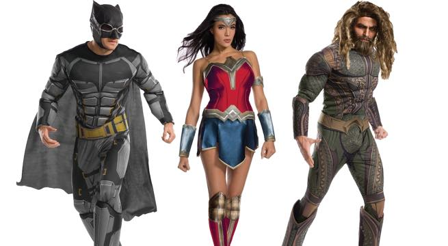 sc 1 st  Comic Book & Unite Your Own Justice League With These Official Costumes For Adults