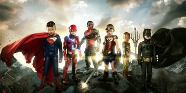 justice league kids real heroes