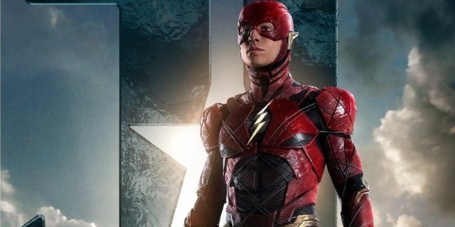 Justice League Movie The Flash