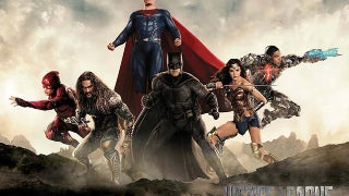 justice league poster superman