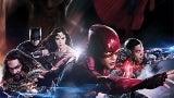 Justice League Promo Poster (2017)