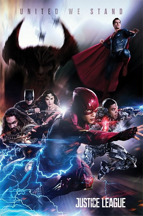Justice League Promo Poster (2017)