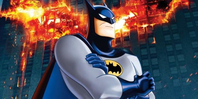 kevin conroy reads dark knight speech batman