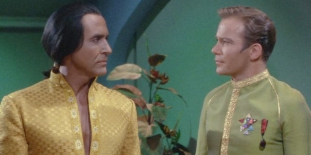 Khan Kirk Space Seed