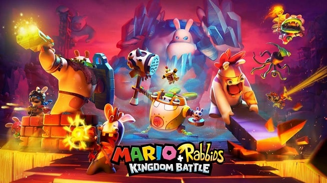 Season Pass for Mario + Rabbids Kingdom Battle Revealed