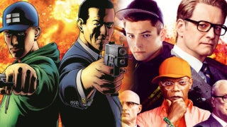kingsman movies comics