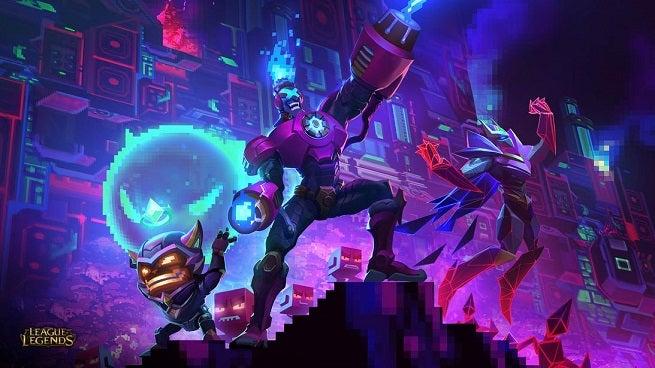 League Of Legends Arcade