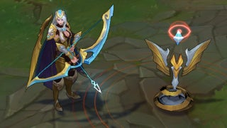 League of Legends Championship Ashe