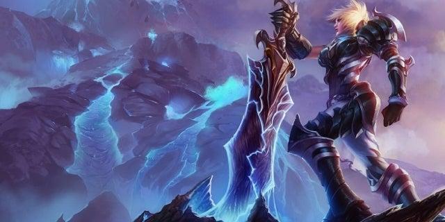 League of Legends Riven
