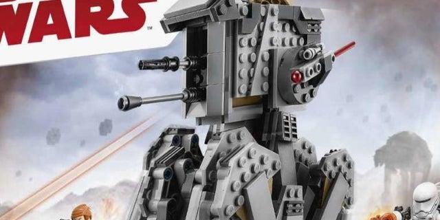 lego star wars the last jedi new sets