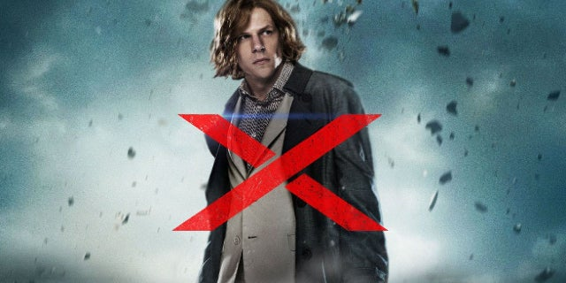 Lex Luthor Deleted Justice League Scenes