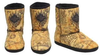 marauders-map-slipper-boots