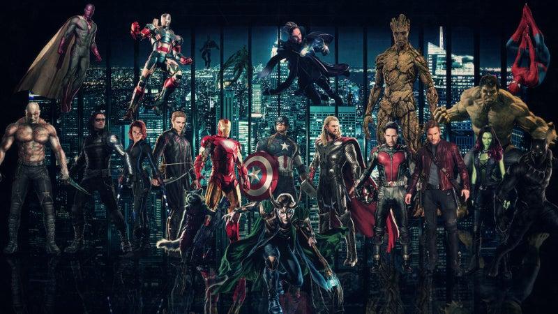 Marvel Cinematic Universe Chronology