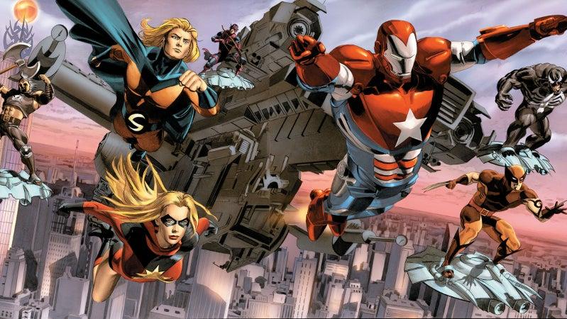 Marvel Cinematic Universe Dark Reign