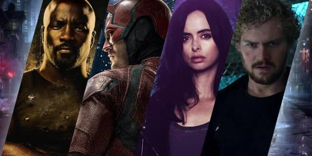 marvel netflix shows ranked