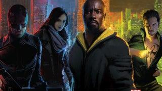 Marvel The Defenders Netflix Reviews