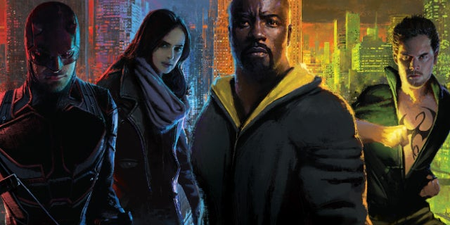 Marvel The Defenders Netflix Reviews