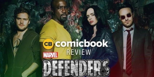 Marvel's Defenders Reviews Netflix