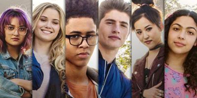 Marvel's Runaways Hulu Reviews