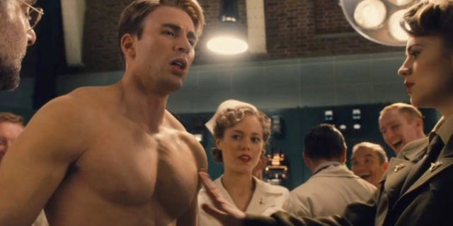 MCU History Agent Carter Captain America