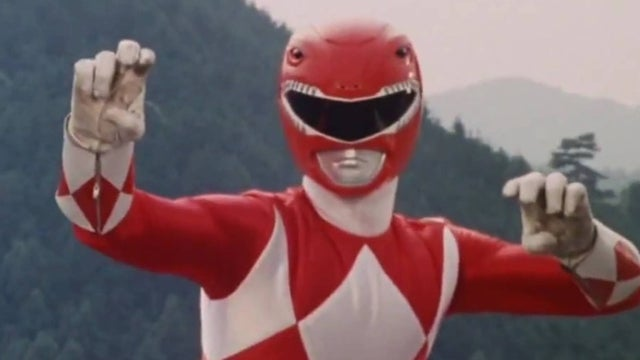 Mighty Morphin Red Ranger-Jason-Scott