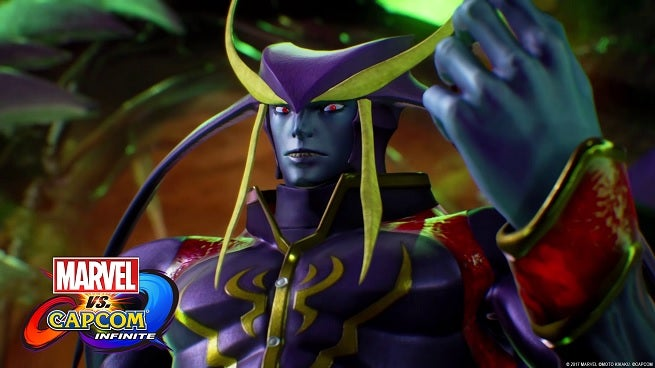 Everyone's Fighting in This New Marvel vs. Capcom: Infinite Story Trailer