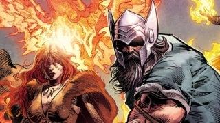 Odin Phoenix Marvel Legacy